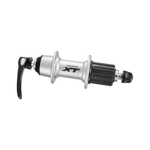 Mozzo DEORE XT FH-T780 sgancio rapido argento 36