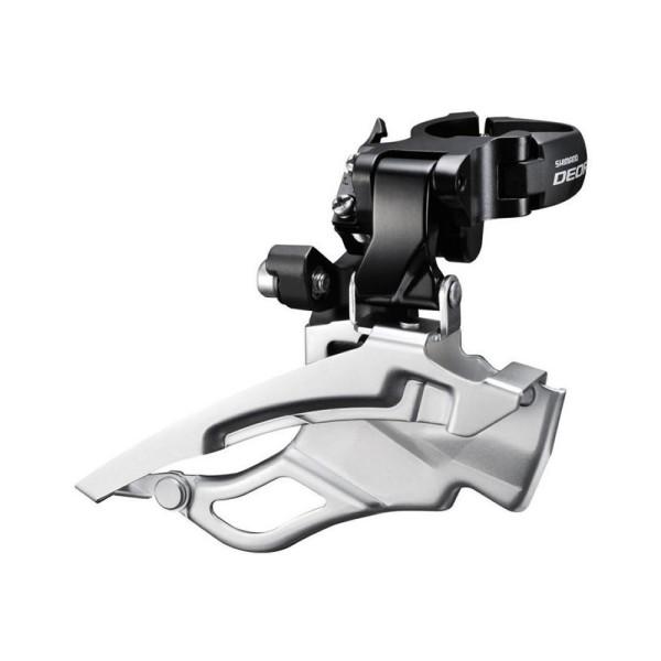 Umwerfer Shimano Deore FD-T611-10 63-66 Klemme 34,9mm Top Swing