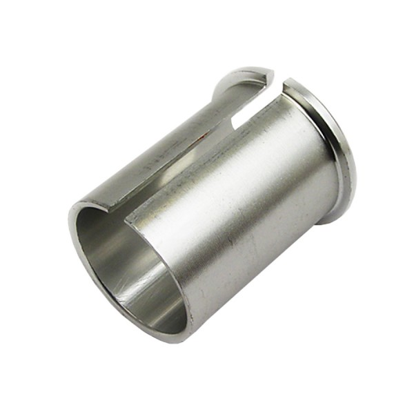 bicycle adapter sleeve for seat post KL-001 from 30,4 to 27,2mm