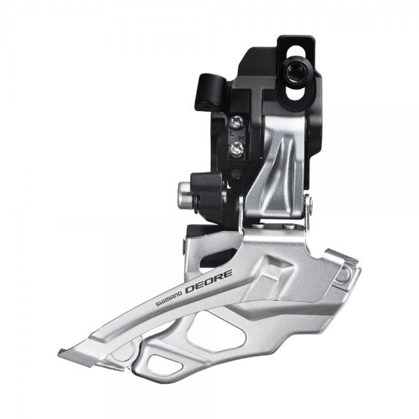 Umwerfer Shimano Deore FD-M616-D 66-69 Direktmontage Down Swing Dual Pull