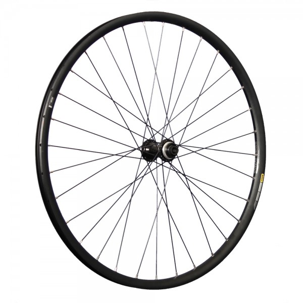 27.5 inch front wheel Mavic XM 624 Shimano Deore 15 x 100 mm thru axle Disc